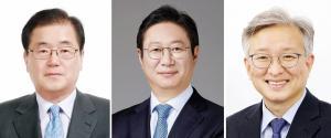 외교부 장관 정의용·문체부 황희·중기부 권칠승