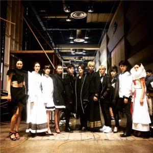 골드클래스패션위크 시즌2, 일본 다이칸야마 컬렉션 한국에 소개